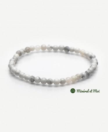 Collier de perles création Annik - 06mm