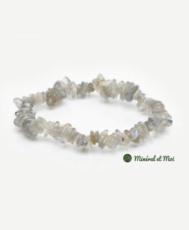 Bracelet Labradorite - Baroque
