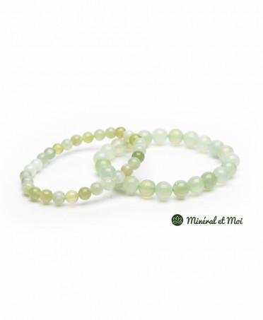 Bracelet Jade de Chine - 6mm