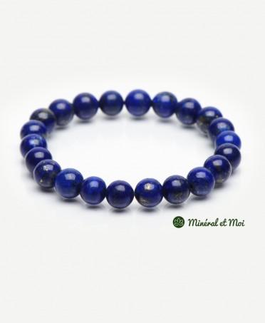 Bracelet Lapis Lazuli - 8mm