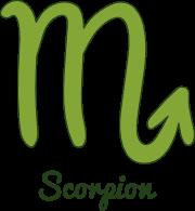 icône scorpion